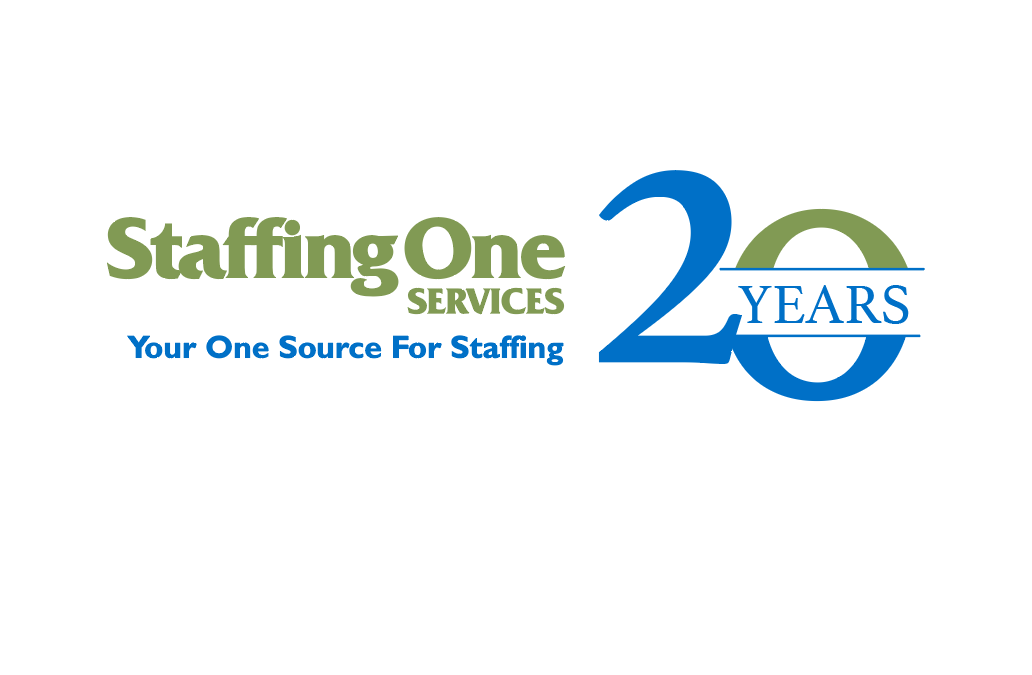 Staffing One Celebrates 20 Years!